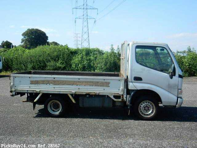 Used 2004 MT Toyota Dyna Truck TC-TRY220 Image[4]