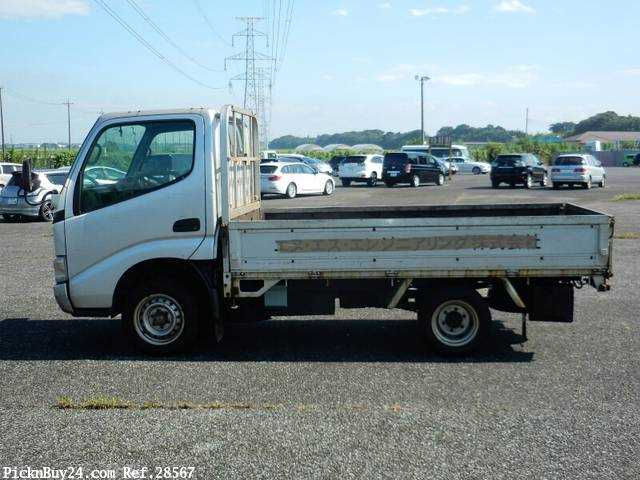 Used 2004 MT Toyota Dyna Truck TC-TRY220 Image[5]