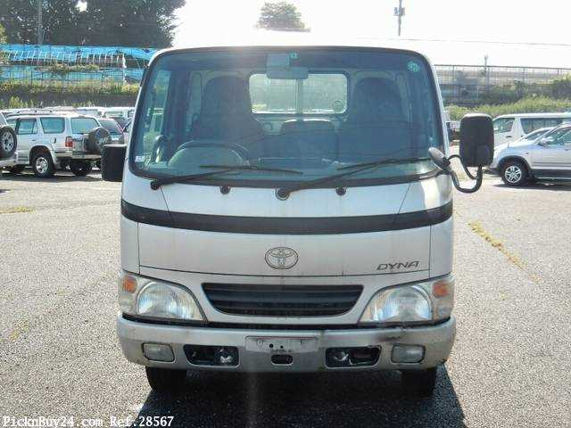Used 2004 MT Toyota Dyna Truck TC-TRY220 Image[6]