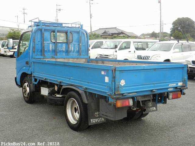 Used 2003 MT Toyota Dyna Truck KK-XZU301 Image[1]