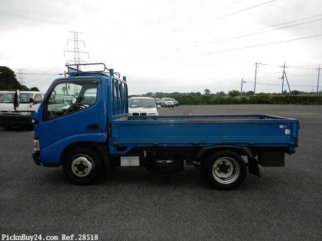 Used 2003 MT Toyota Dyna Truck KK-XZU301 Image[5]