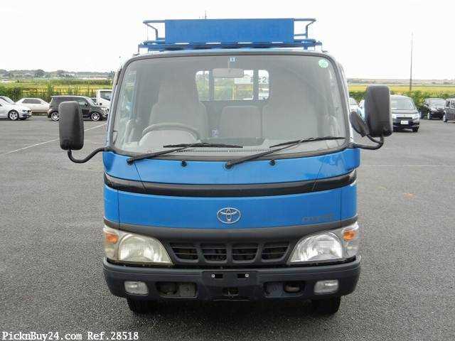 Used 2003 MT Toyota Dyna Truck KK-XZU301 Image[6]