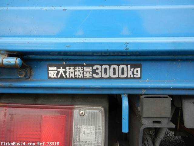 Used 2003 MT Toyota Dyna Truck KK-XZU301 Image[19]
