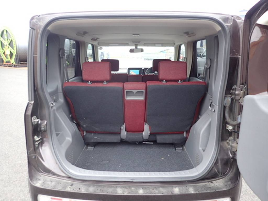 Used 2008 AT Nissan Cube YZ11 Image[8]
