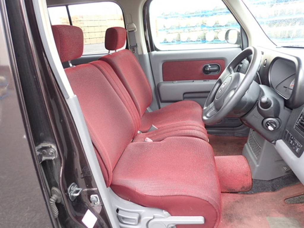 Used 2008 AT Nissan Cube YZ11 Image[9]