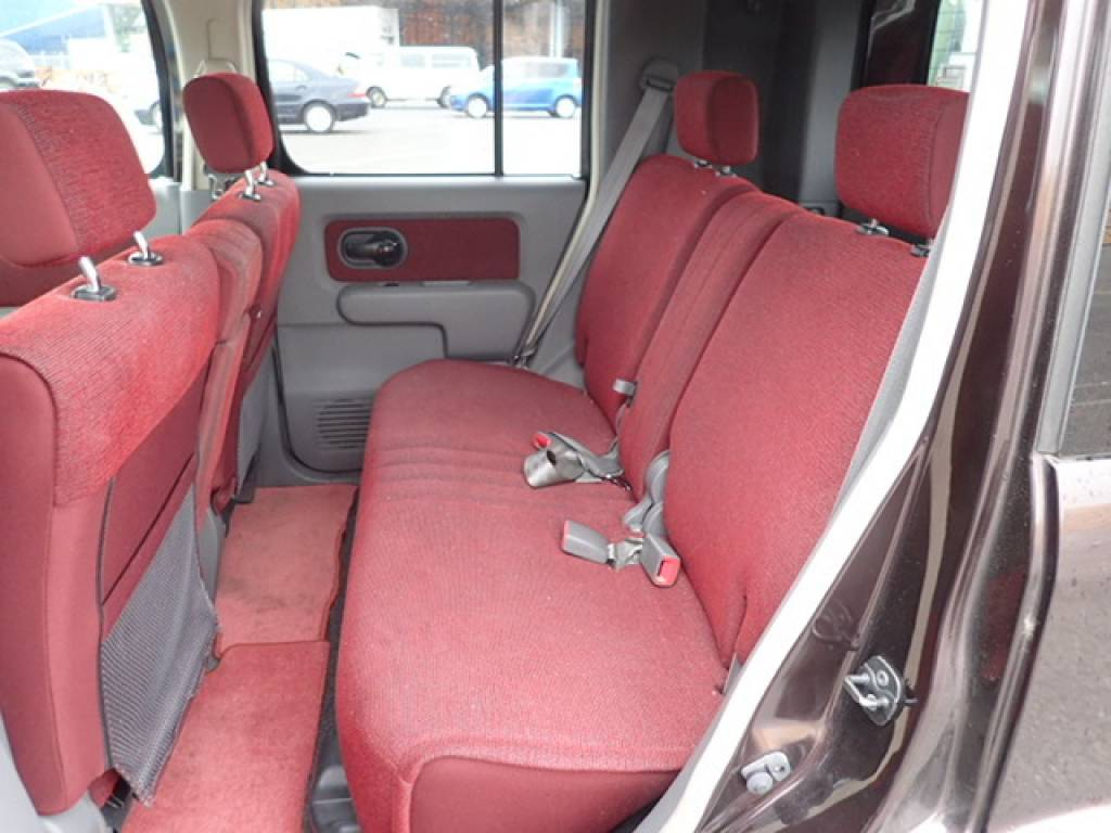 Used 2008 AT Nissan Cube YZ11 Image[11]