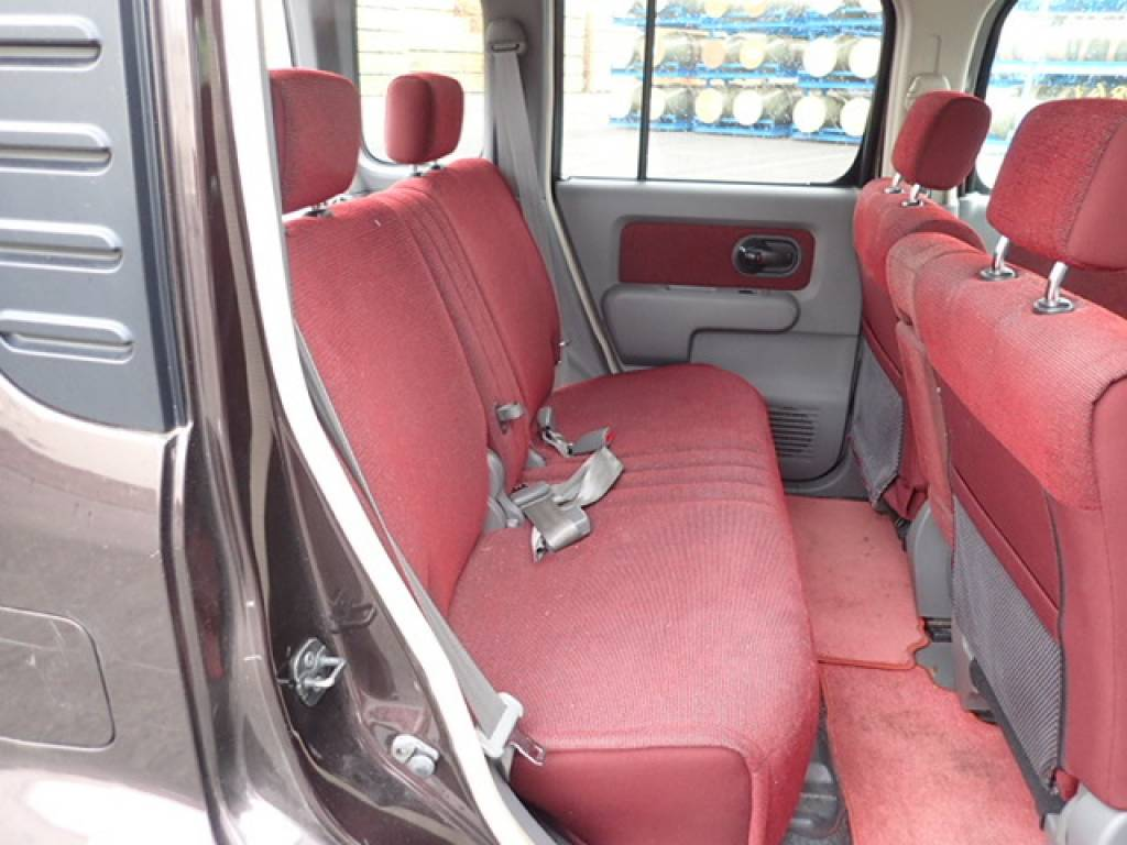 Used 2008 AT Nissan Cube YZ11 Image[12]