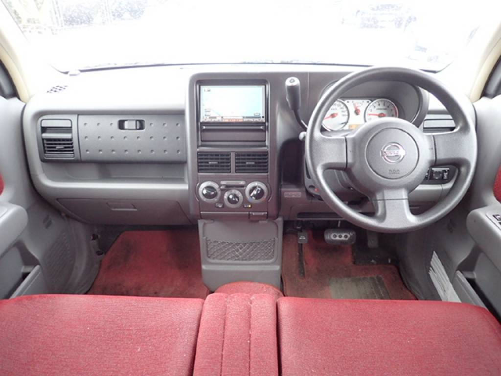 Used 2008 AT Nissan Cube YZ11 Image[13]