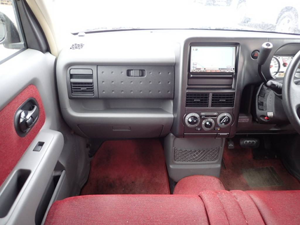 Used 2008 AT Nissan Cube YZ11 Image[15]