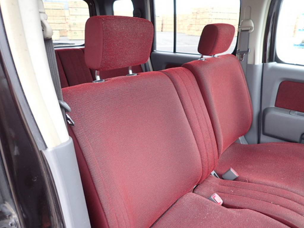 Used 2008 AT Nissan Cube YZ11 Image[19]