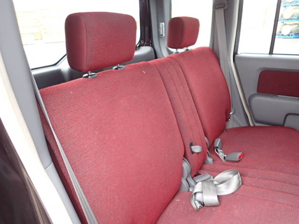 Used 2008 AT Nissan Cube YZ11 Image[21]