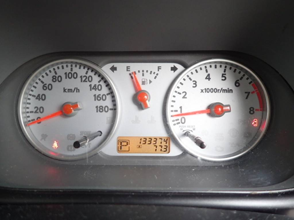 Used 2008 AT Nissan Cube YZ11 Image[22]