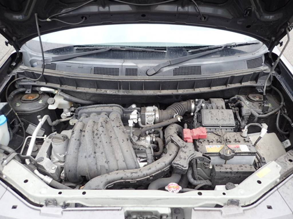 Used 2008 AT Nissan Cube YZ11 Image[33]