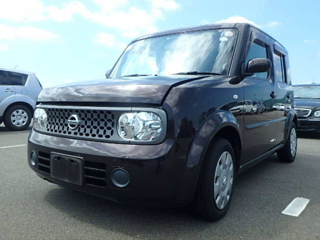 Used 2008 AT Nissan Cube YZ11