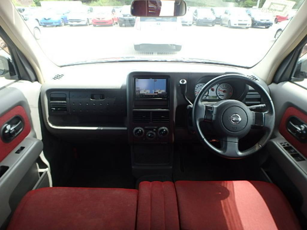 Used 2008 AT Nissan Cube YZ11 Image[5]