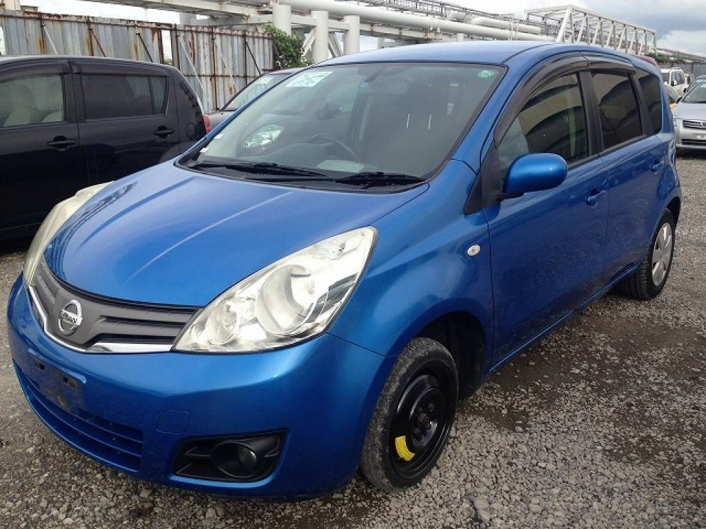Used 2008 AT Nissan Note E11 Image[1]