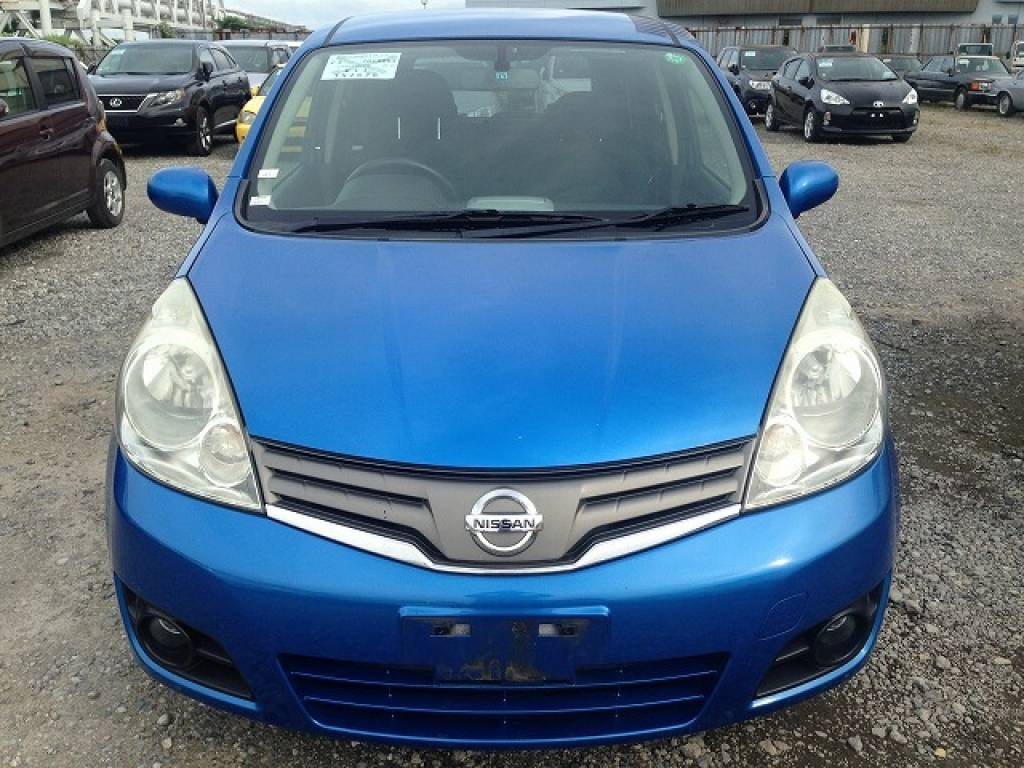 Used 2008 AT Nissan Note E11 Image[2]