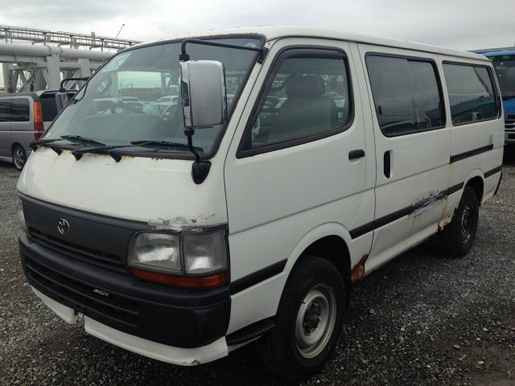Used 1997 MT Toyota Hiace Van LH119V