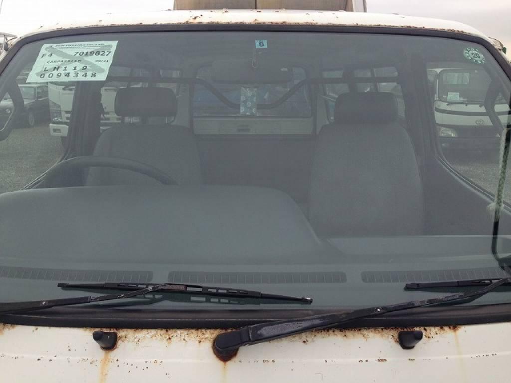 Used 1997 MT Toyota Hiace Van LH119V Image[4]