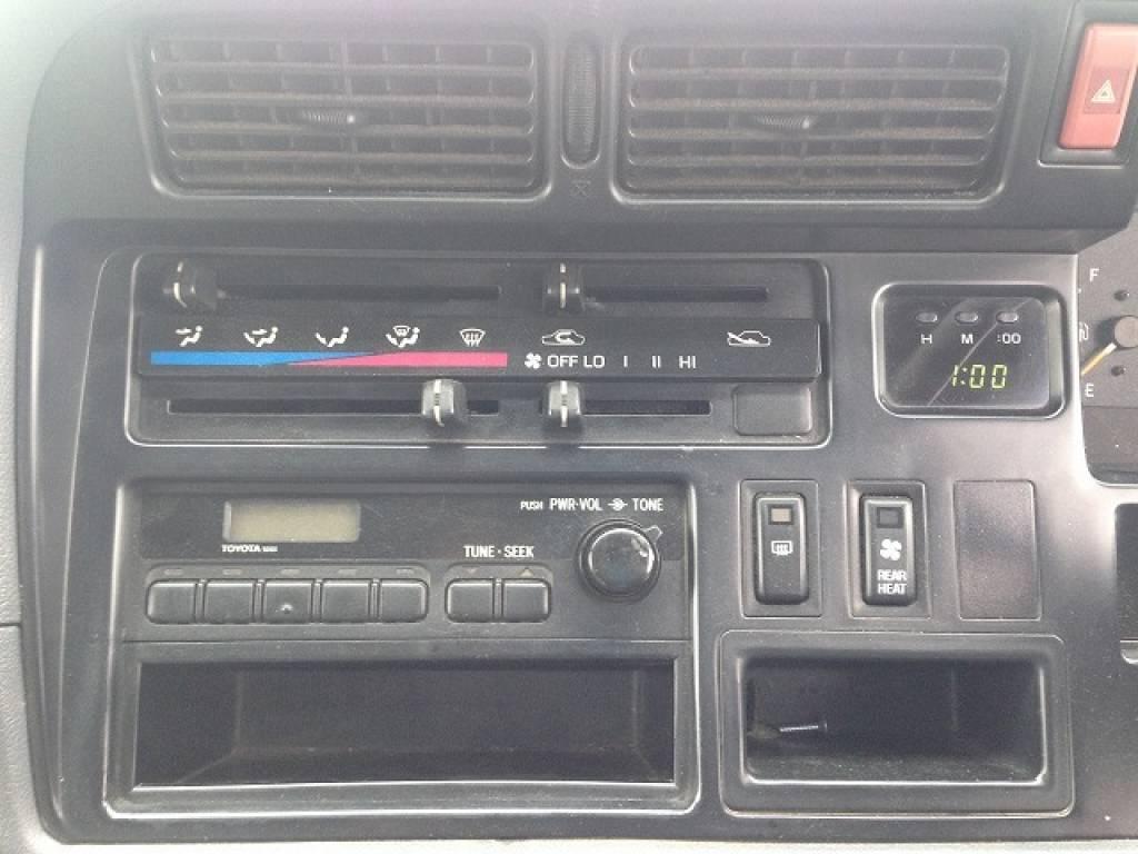 Used 1997 MT Toyota Hiace Van LH119V Image[6]