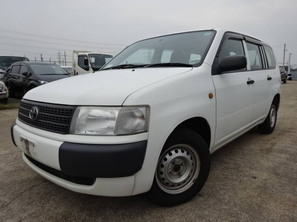 Used 2008 AT Toyota Probox Van NCP50Vカイ