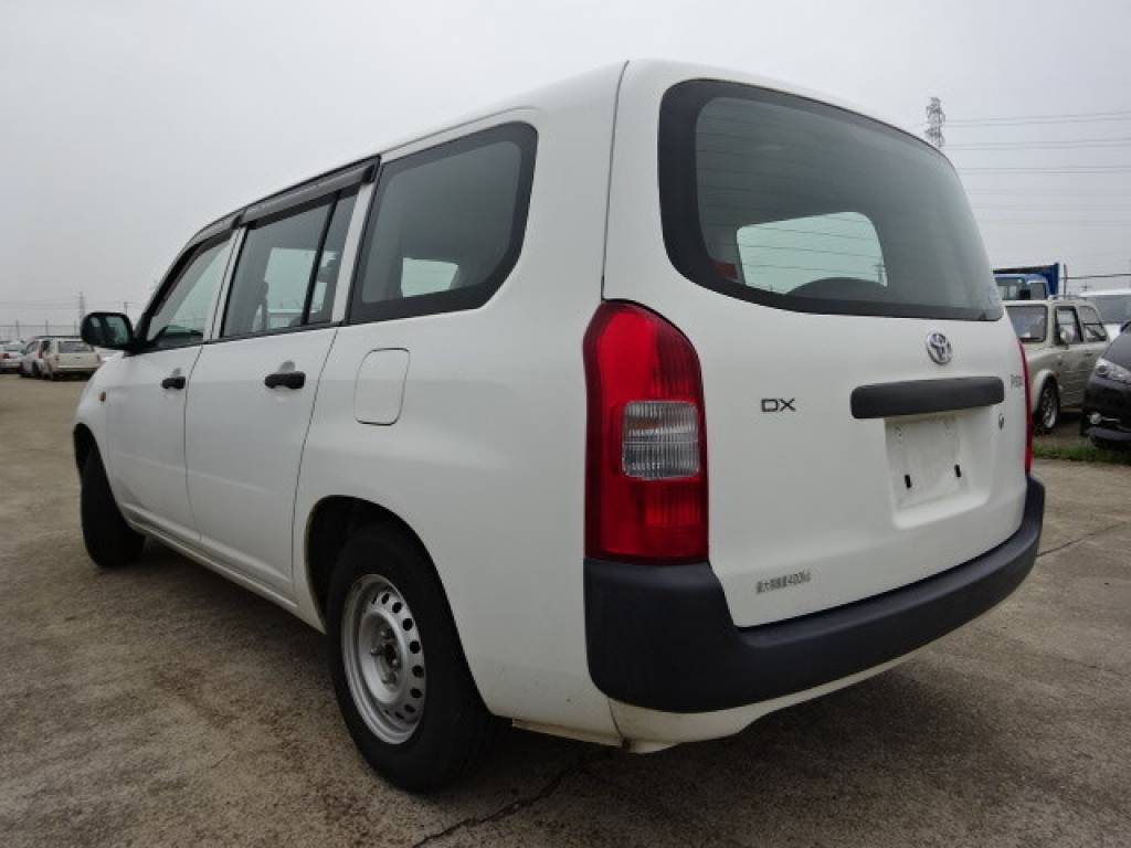 Used 2008 AT Toyota Probox Van NCP50Vカイ Image[1]