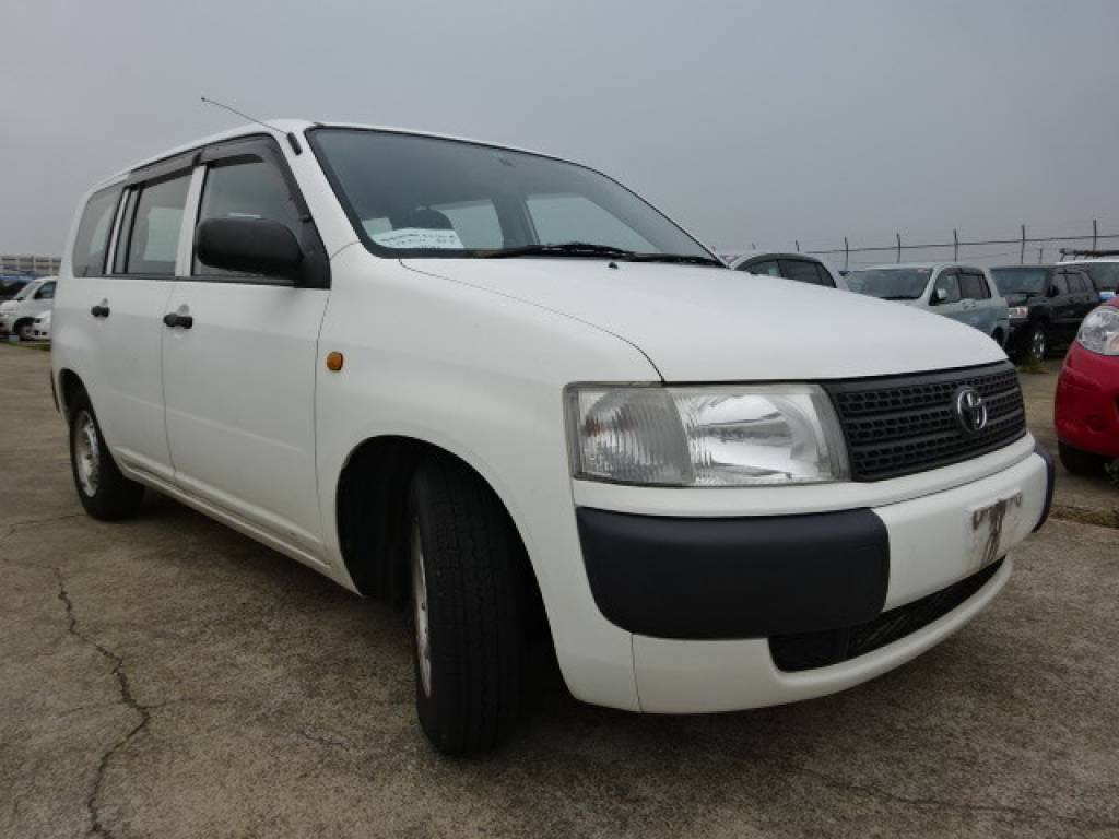 Used 2008 AT Toyota Probox Van NCP50Vカイ Image[4]
