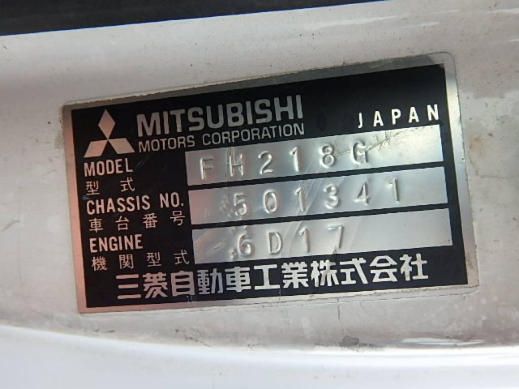 Used 1996 MT Mitsubishi Fuso Fighter FH218G Image[13]
