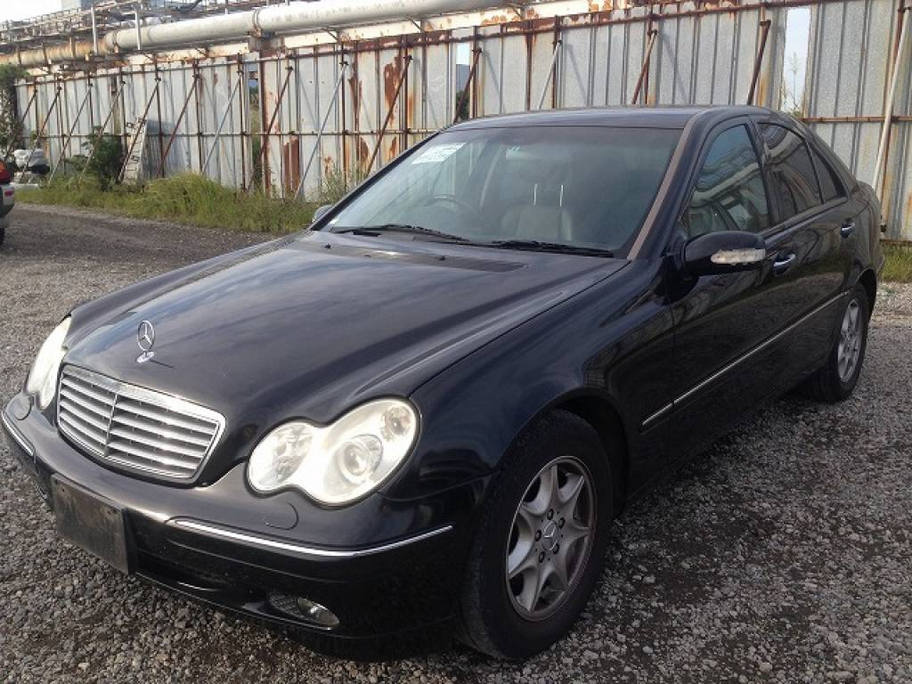 Used 2003 AT Mercedes Benz C-Class 203042 Image[1]