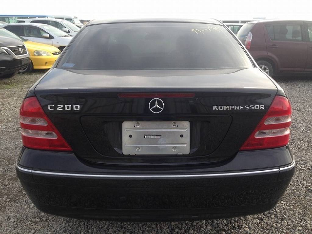 Used 2003 AT Mercedes Benz C-Class 203042 Image[5]
