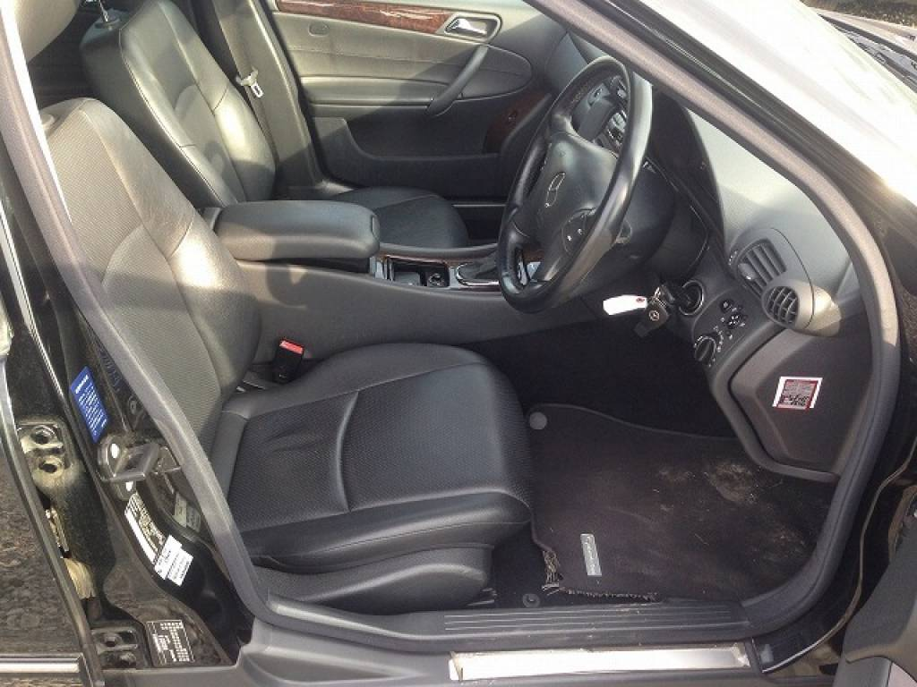 Used 2003 AT Mercedes Benz C-Class 203042 Image[7]