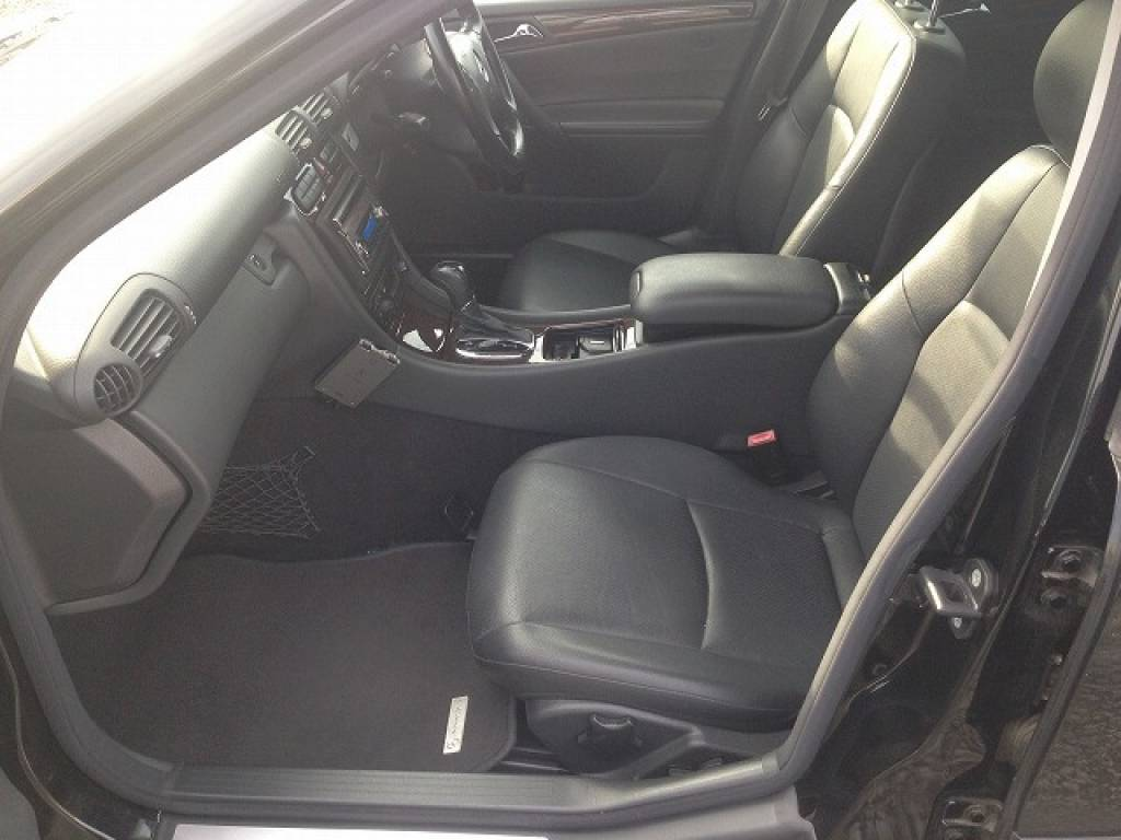 Used 2003 AT Mercedes Benz C-Class 203042 Image[8]