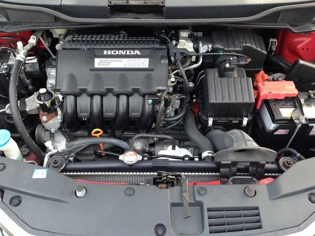 Used 2010 AT Honda Insight ZE2 Image[20]