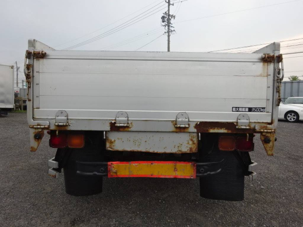 Used 1996 MT Mitsubishi Fuso Fighter FK618K Image[2]
