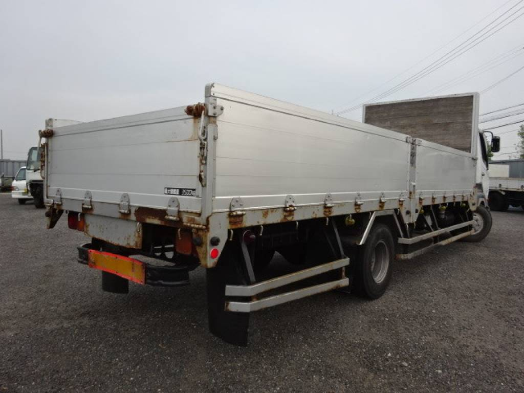 Used 1996 MT Mitsubishi Fuso Fighter FK618K Image[3]