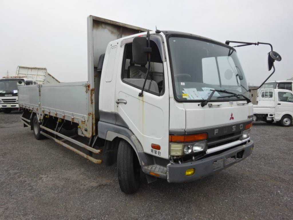 Used 1996 MT Mitsubishi Fuso Fighter FK618K Image[4]