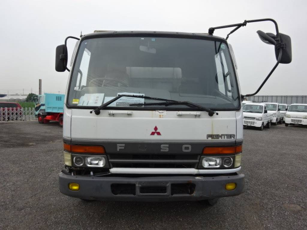 Used 1996 MT Mitsubishi Fuso Fighter FK618K Image[5]