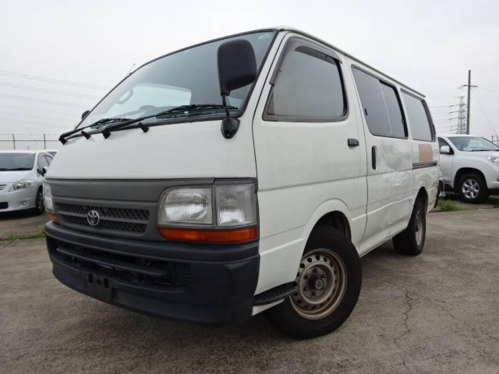 Used 2000 AT Toyota Hiace Van RZH102V