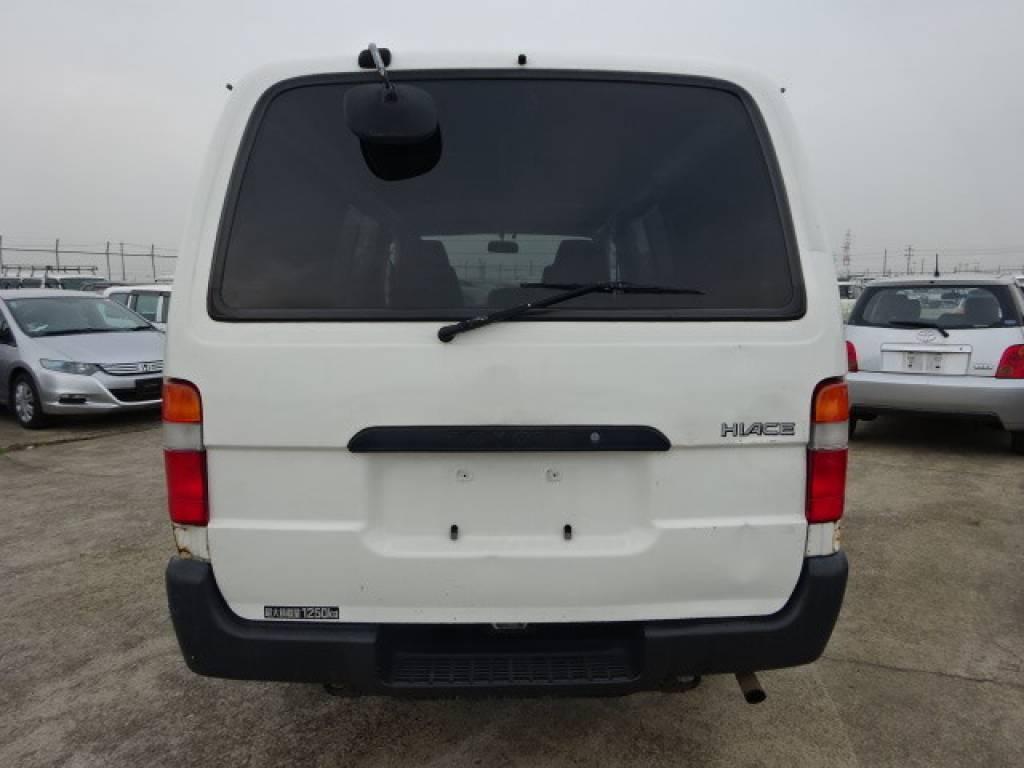 Used 2000 AT Toyota Hiace Van RZH102V Image[3]