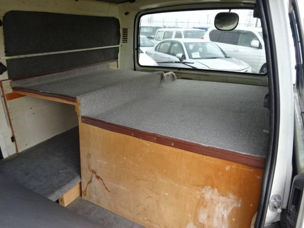 Used 2000 AT Toyota Hiace Van RZH102V Image[9]