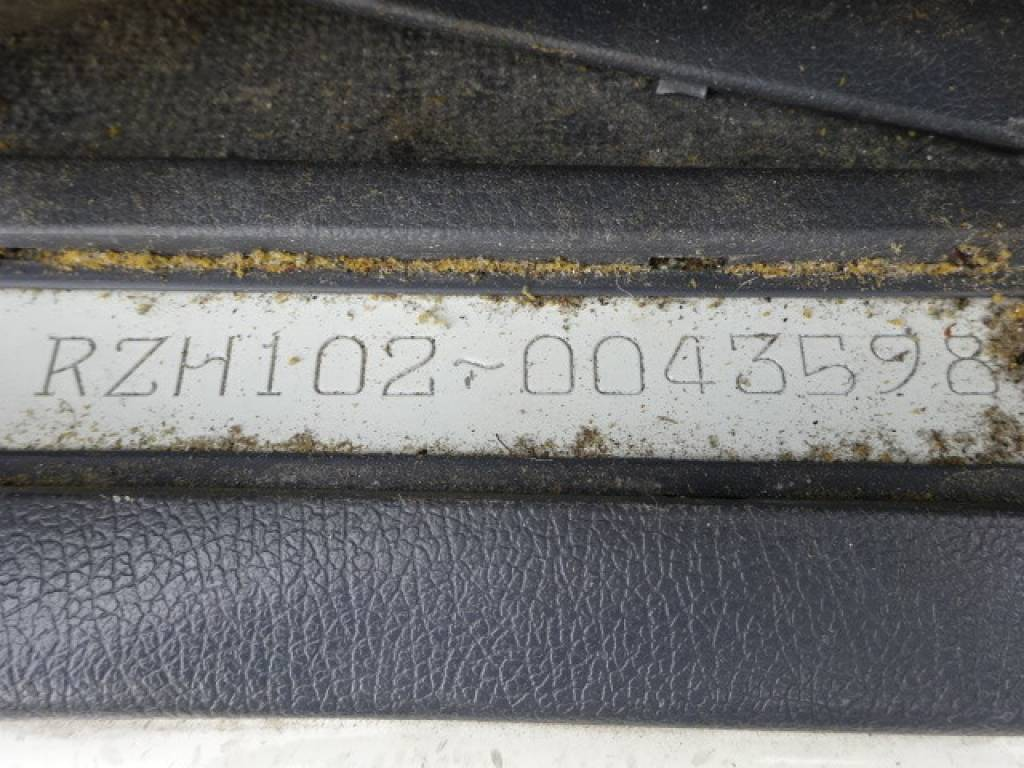 Used 2000 AT Toyota Hiace Van RZH102V Image[32]