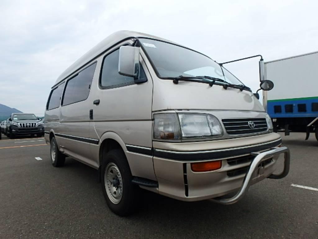 Used 1996 AT Toyota Hiace Van LH129V Image[1]