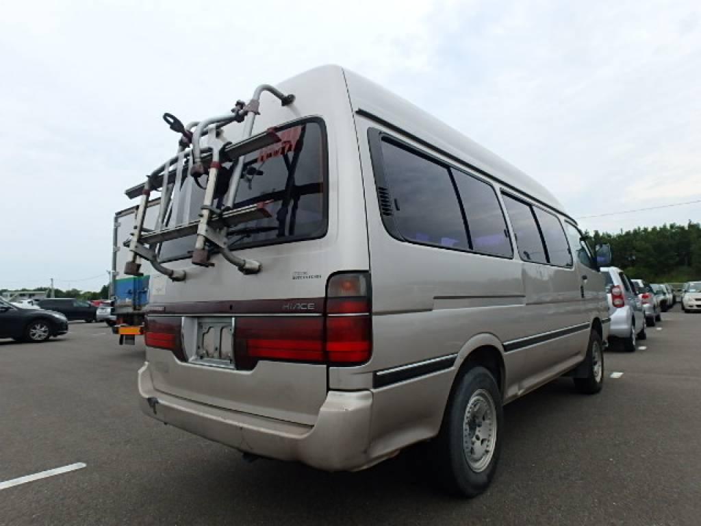 Used 1996 AT Toyota Hiace Van LH129V Image[3]