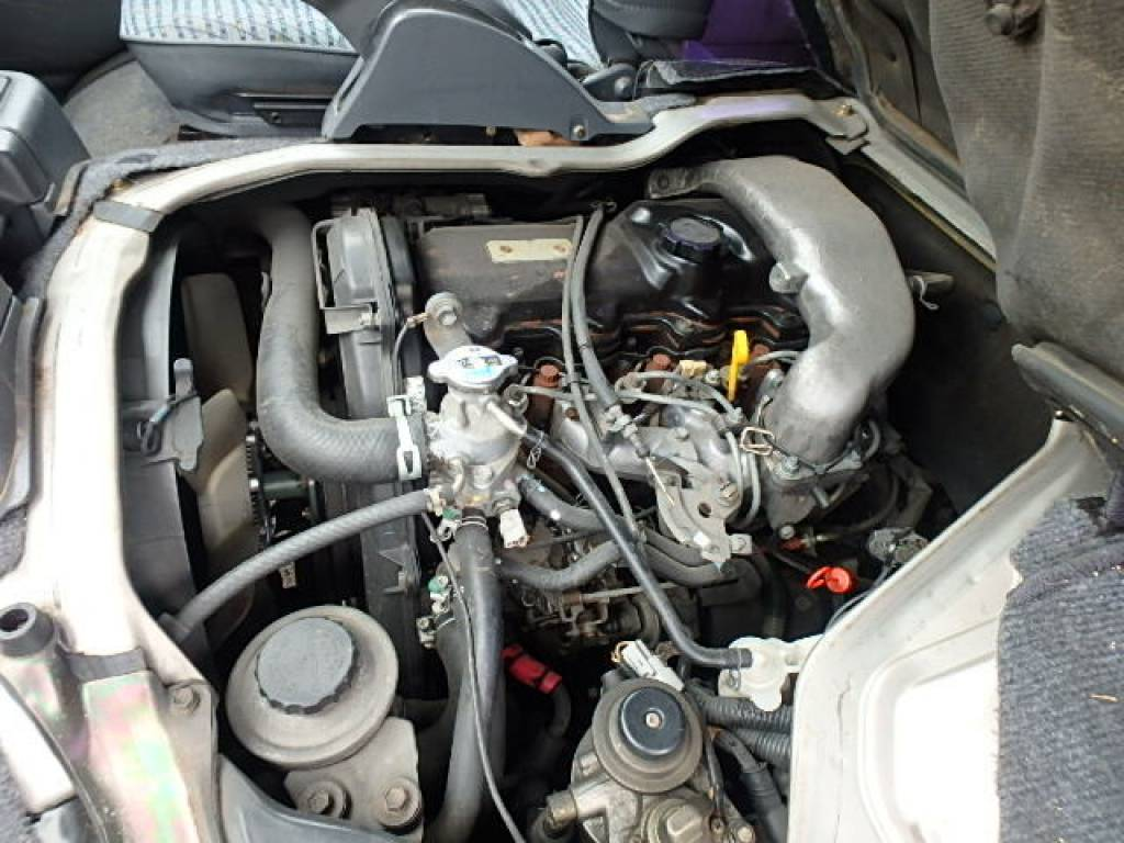 Used 1996 AT Toyota Hiace Van LH129V Image[10]
