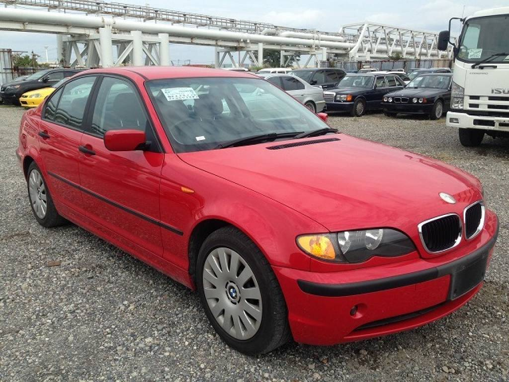 Used 2002 AT BMW 3 Series AY20