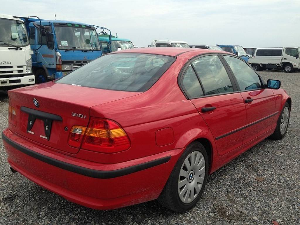 Used 2002 AT BMW 3 Series AY20 Image[2]