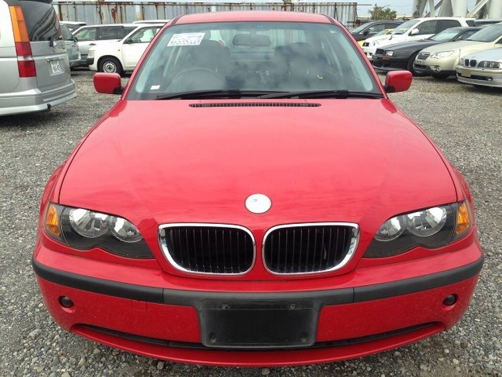 Used 2002 AT BMW 3 Series AY20 Image[4]
