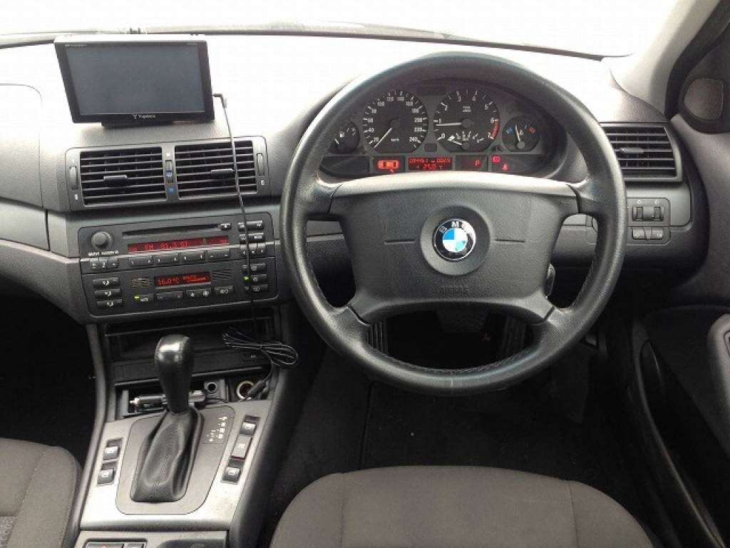 Used 2002 AT BMW 3 Series AY20 Image[10]