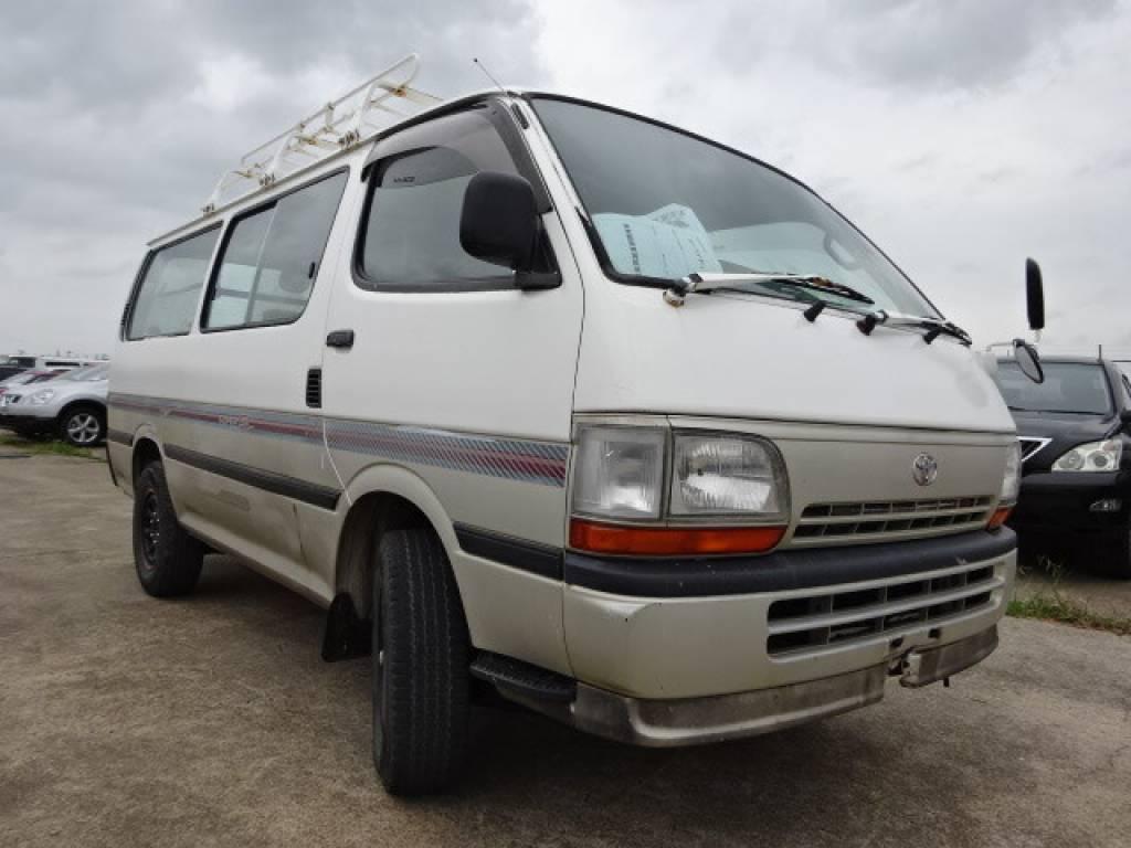 Used 1996 MT Toyota Hiace Van LH119V Image[1]