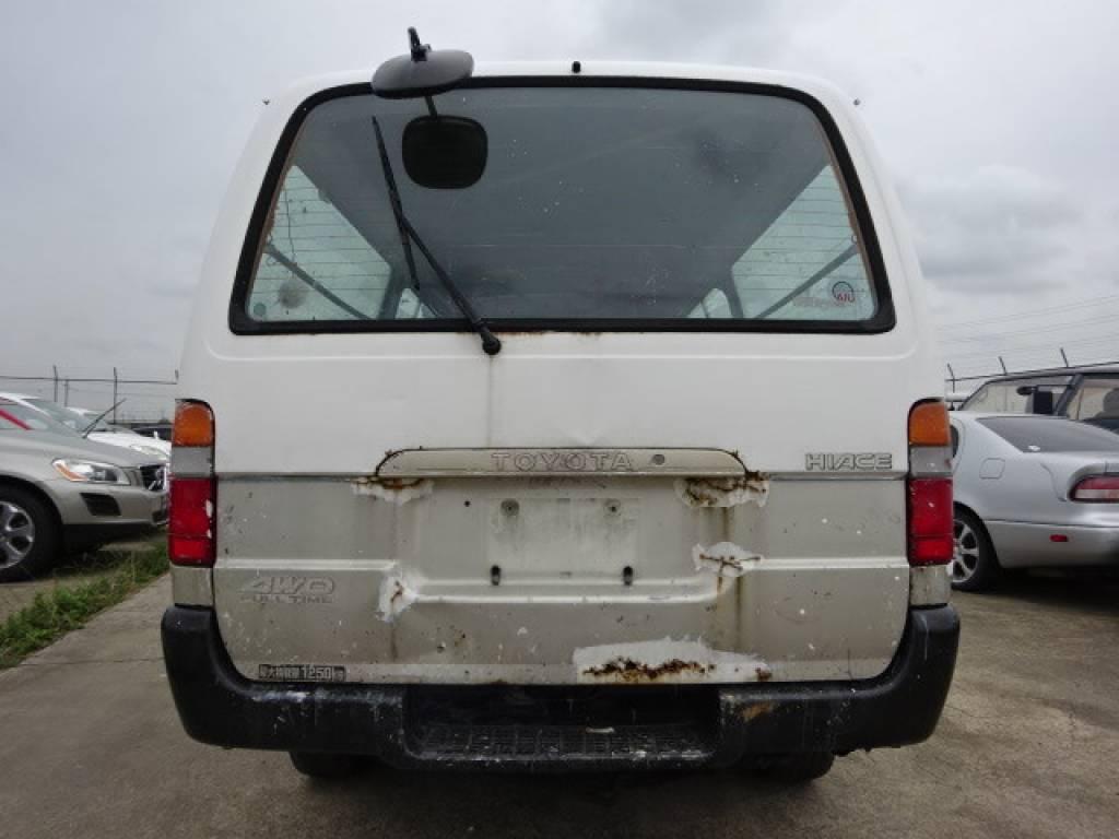 Used 1996 MT Toyota Hiace Van LH119V Image[4]